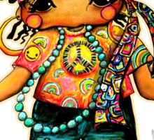 Miss Bling TShirt Sticker