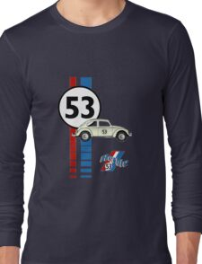 53 VW bug beetle bug Long Sleeve T-Shirt