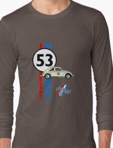 Herbie 53 VW bug beetle Long Sleeve T-Shirt