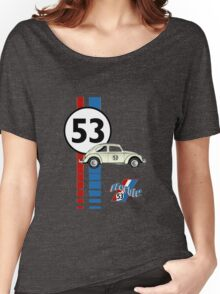 Herbie 53 VW bug beetle Women's Relaxed Fit T-Shirt