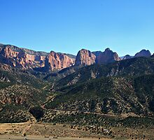 The Fingers of Kolob  by Randy Weekes
