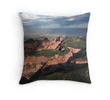 Summer Storm Throw Pillow