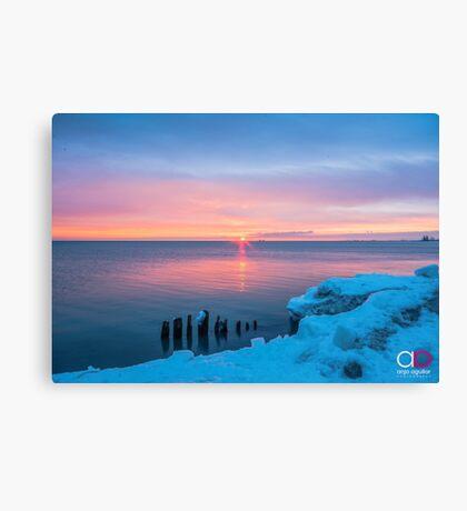 Sunrise at 47th Canvas Print