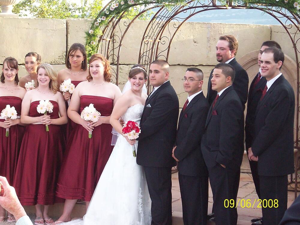 Jesus & Amanda's Wedding by HungarianGypsy