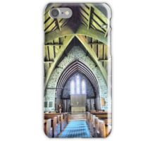 Rafters of St.Pauls Anglican iPhone Case/Skin