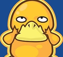 Psyduck by gizorge