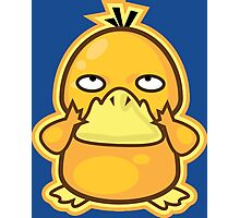 Psyduck Photographic Print