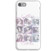 Kissing Challenge iPhone Case/Skin