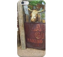Route 66 Artifacts iPhone Case/Skin