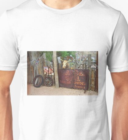 Route 66 Artifacts Unisex T-Shirt