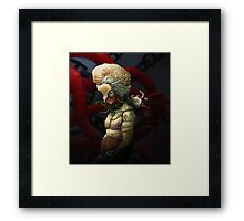 Condemnation of the Nautilus  Framed Print