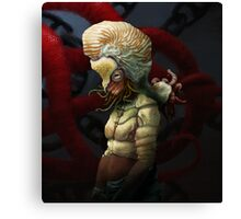 Condemnation of the Nautilus  Canvas Print