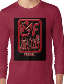 GillsArt Chop T-Shirt Long Sleeve T-Shirt