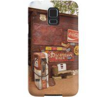 Route 66 Garage and Pump Samsung Galaxy Case/Skin