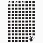 Ninja Bunny Blocks by Latak