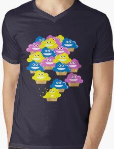 Cupcake Overload! Mens V-Neck T-Shirt