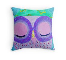 A Good Night's Sleep Throw Pillow