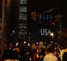 USA by Michael Gatch