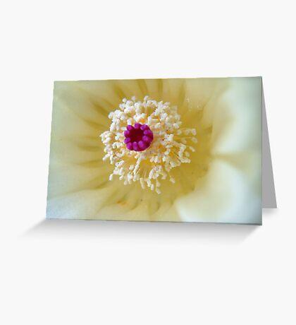 yearning Greeting Card