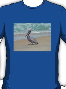 Brown Pelican - Pelecanus occidentalis T-Shirt