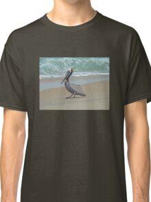 Brown Pelican - Pelecanus occidentalis Classic T-Shirt