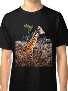 Giraffe2 Classic T-Shirt