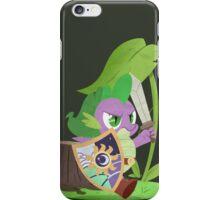 Legend of Celestia: Spike's Adventure iPhone Case/Skin
