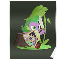 Legend of Celestia: Spike's Adventure Poster