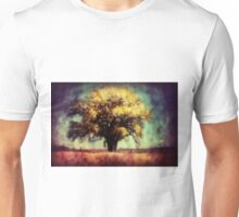 Nebraska Cotten Wood 3 Unisex T-Shirt