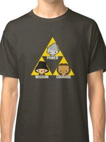 Triforce Of Oz Classic T-Shirt