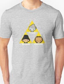 Triforce Of Oz Unisex T-Shirt