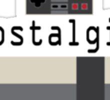 Nintendo Nostalgia Sticker