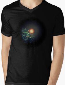 Lost Caverns Mens V-Neck T-Shirt