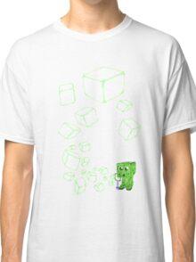 Creeper bubbles Classic T-Shirt