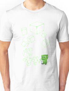 Creeper bubbles Unisex T-Shirt