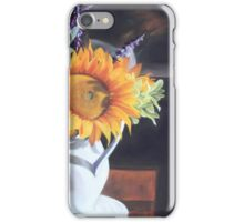 Sunflower in Winter iPhone Case/Skin
