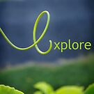 e is for explore by PeaceM