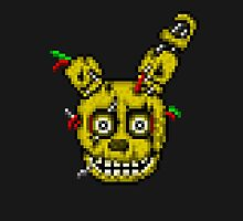 Five Nights at Freddy's 3 - Pixel art - SpringTrap / Golden Bonnie / Rotten Bonnie by GEEKsomniac