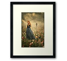 Maybe Another Year... Framed Print