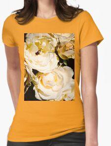 Beautiful White Roses T-Shirt