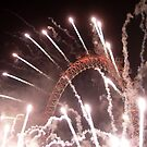 New Years The Eye London - 2007 by Colin J Williams Photography