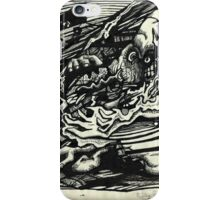 Devourer of Souls (psychic inquisition) iPhone Case/Skin