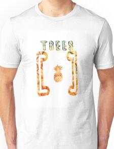 r/Trees Pineapple Unisex T-Shirt