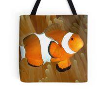 Western Clown Anemonefish Tote Bag