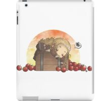 Apple nightmares iPad Case/Skin