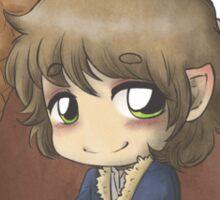 Bilbo & Acorn Sticker
