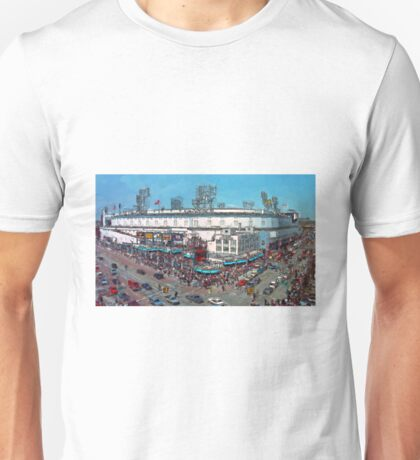 Old School Opening Day Unisex T-Shirt