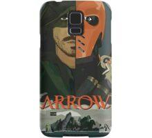 Arrow Arrow Vs. Deathstroke Samsung Galaxy Case/Skin