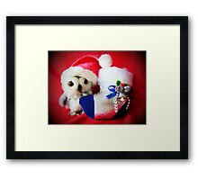 What I Want For Christmas.... Framed Print