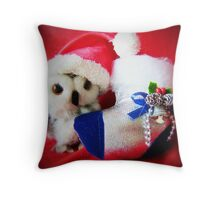 What I Want For Christmas.... Throw Pillow